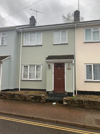 Thumbnail 3 bed terraced house to rent in Taw Close, North Tawton