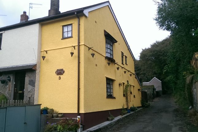 Thumbnail Semi-detached house to rent in Balaclava Road, Glais, Swansea