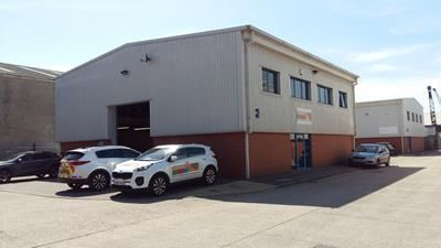 Thumbnail Light industrial to let in Unit 3/4 Vancouver Wharf, Hazel Road, Woolston, Southampton