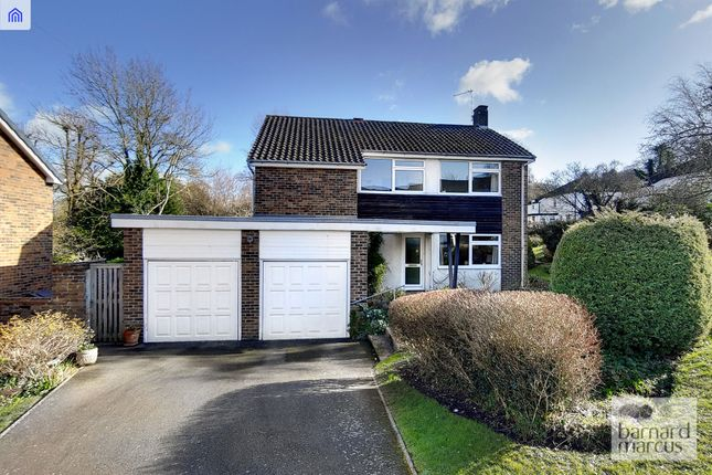 Thumbnail Detached house for sale in Montrouge Crescent, Epsom