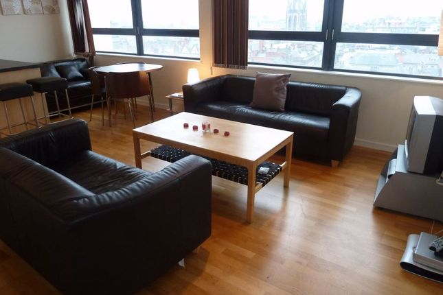 Flat to rent in 55 Degrees North, Pilgrim Street, Newcastle, Tyne And Wear