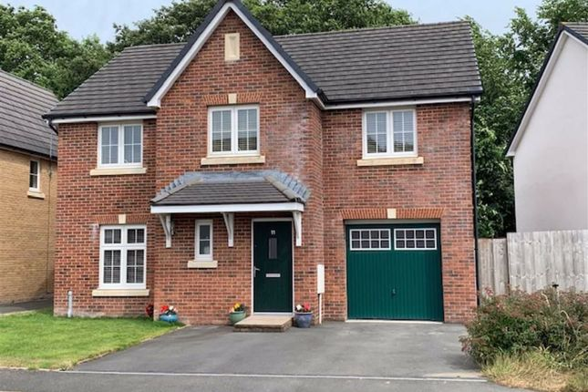 5 bed detached house for sale in Maes Lewis Morris, Llangunnor, Carmarthen SA31