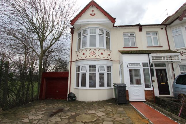 Thumbnail End terrace house to rent in Rowden Road, Chingford