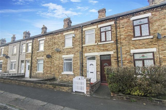 2 bed terraced house for sale in Baxter Place, Seaton Delaval, Northumberland