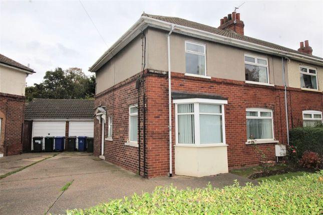 Thumbnail Semi-detached house for sale in Brecks Lane, Kirk Sandall, Doncaster
