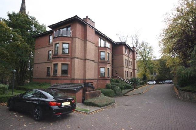 Thumbnail Flat to rent in Partickhill Road, Glasgow