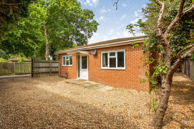2 bed detached bungalow for sale in Old Pump House Close, Fleet GU51