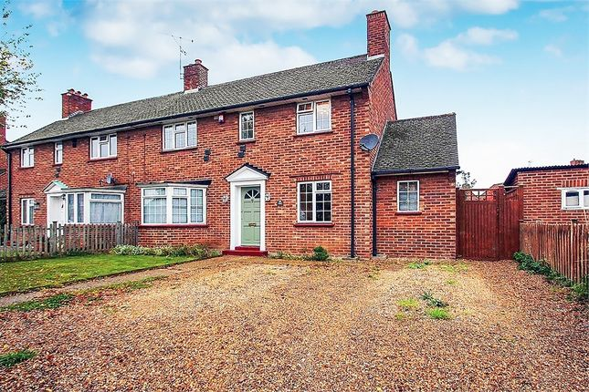 3 bed semi-detached house for sale in Fairfield Avenue, Datchet, Berkshire