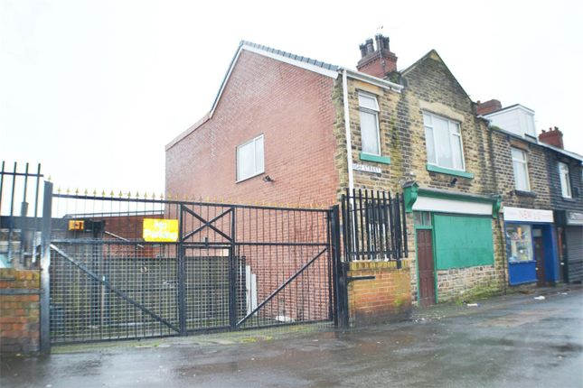 Thumbnail End terrace house for sale in High Street, Goldthorpe, Rotherham, South Yorkshire