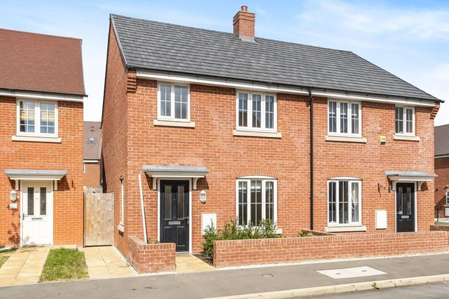 Thumbnail Semi-detached house to rent in Merton Close, Aylesbury