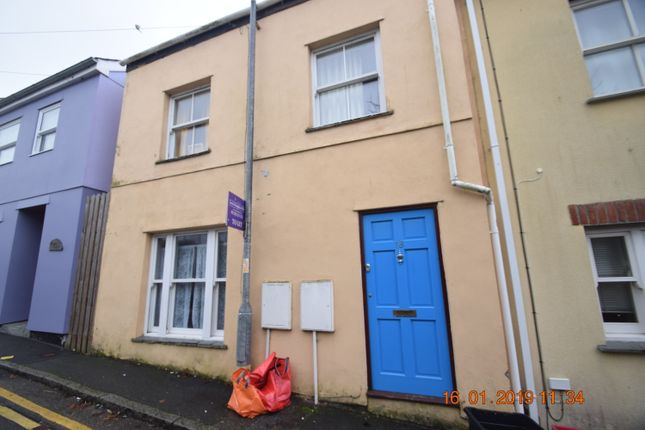 Thumbnail Terraced house to rent in New Windsor Terrace, Falmouth