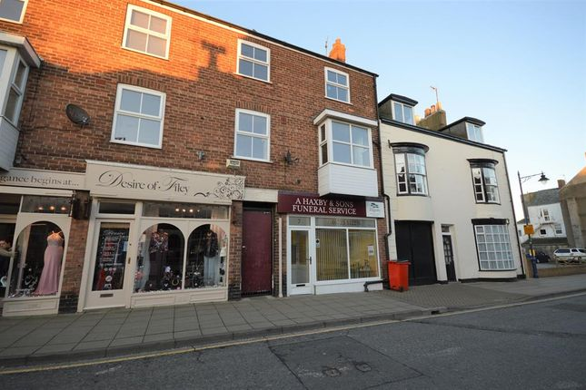 Thumbnail Flat to rent in Belle Vue Street, Filey