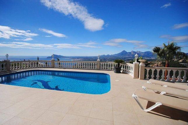 5 bed villa for sale in Altea, Alicante, Spain
