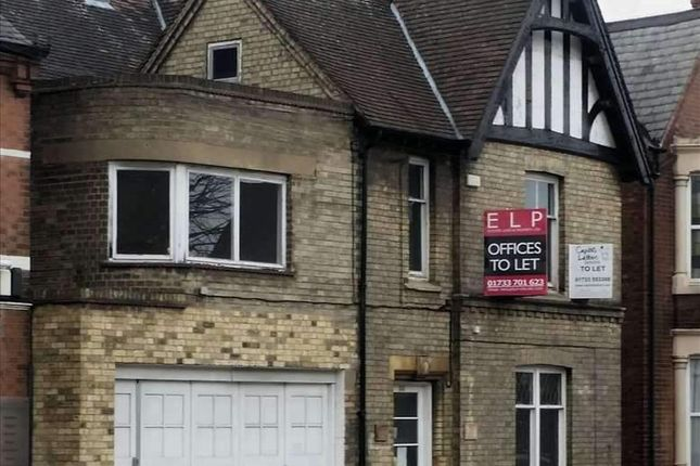 Serviced office to let in Broadway, Peterborough