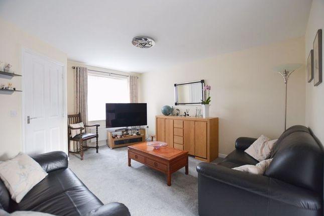Lounge of Millrigg Street, Workington CA14
