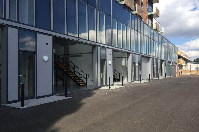 Industrial to let in Bw.06, Bow Enterprise Park, 5 Fittleton Close, Bow, London