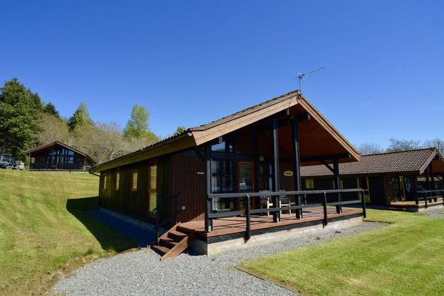 3 bed lodge for sale in The Glebe, Killin