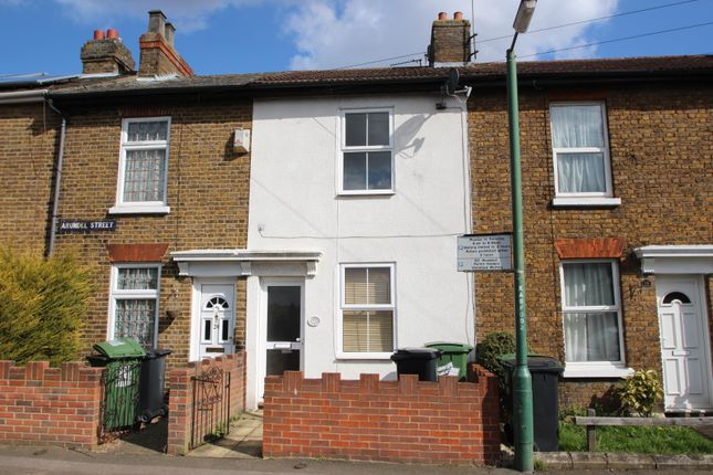 2 bed terraced house to rent in Arundel Street, Maidstone ME14
