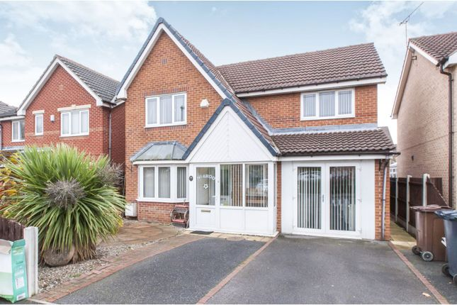Thumbnail Detached house for sale in Haverhill Grove, Wombwell