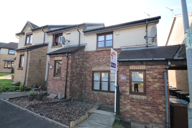 Thumbnail End terrace house for sale in Ballayne Drive, Moodiesburn