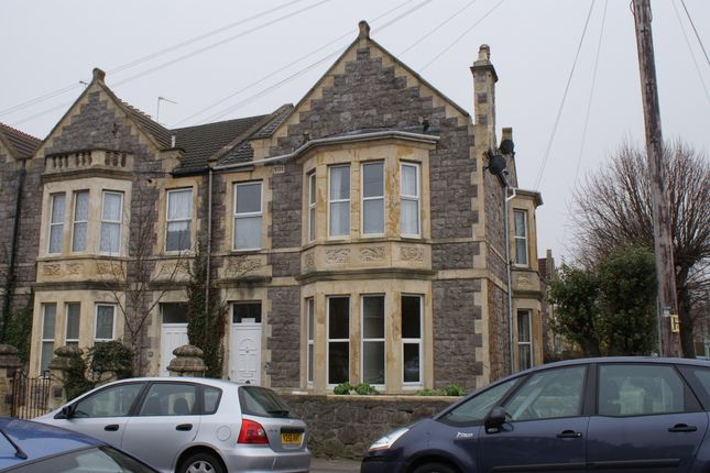 Thumbnail End terrace house to rent in Whitecross Road, Weston Super Mare