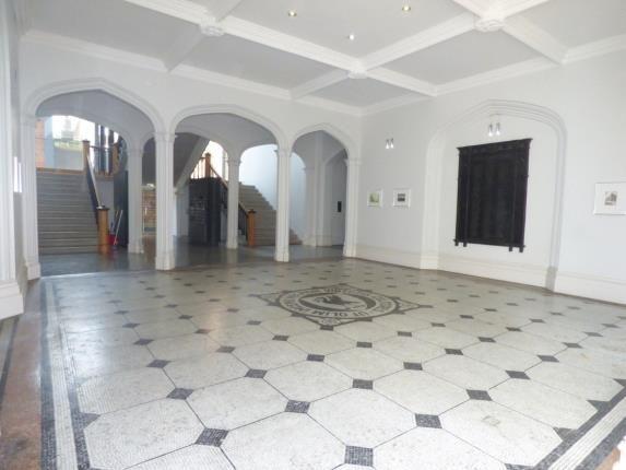 Atrium of The Collegiate, 20 Shaw Street Liverpool, Merseyside L6