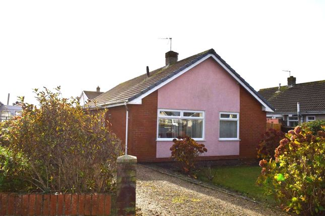 Thumbnail Bungalow for sale in Sandpiper Road, Rest Bay, Porthcawl