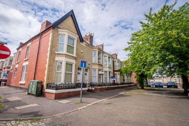 Thumbnail Terraced house for sale in Edinburgh Road, Kensington, Liverpool