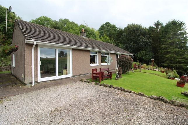 Thumbnail Detached bungalow for sale in Greystoke Gill, Greystoke, Penrith, Cumbria