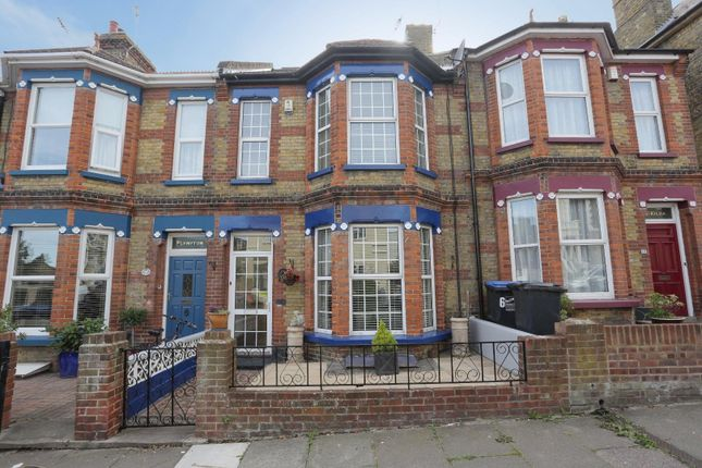 Thumbnail Terraced house for sale in Crescent Road, Ramsgate