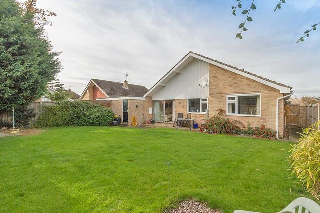 Thumbnail Detached bungalow for sale in Kestrel Close, Sittingbourne