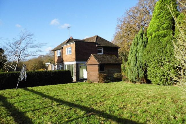 Thumbnail Detached house to rent in Nursery Lane, Fairwarp, Uckfield