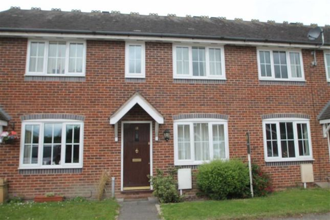 Thumbnail Terraced house to rent in Hermitage Close, Westbury, Shrewsbury