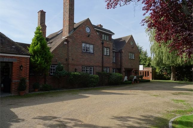 Thumbnail Detached house to rent in Church Road, Winkfield, Windsor, Berkshire