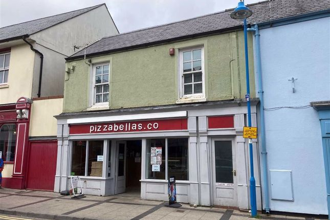 1 bed flat for sale in Milford Street, Saundersfoot SA69