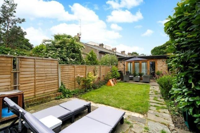 Garden of Victoria Rise, Clapham, London SW4