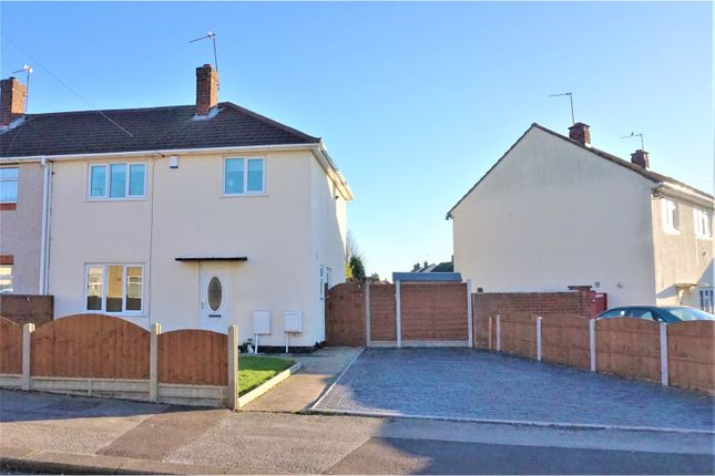 Thumbnail Semi-detached house for sale in Bevin Road, Walsall