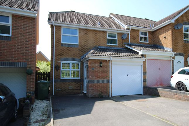 Thumbnail Semi-detached house to rent in Jordan Close, Pewsham, Chippenham