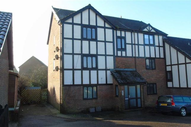 Thumbnail Flat for sale in Cranmer Court, Swansea