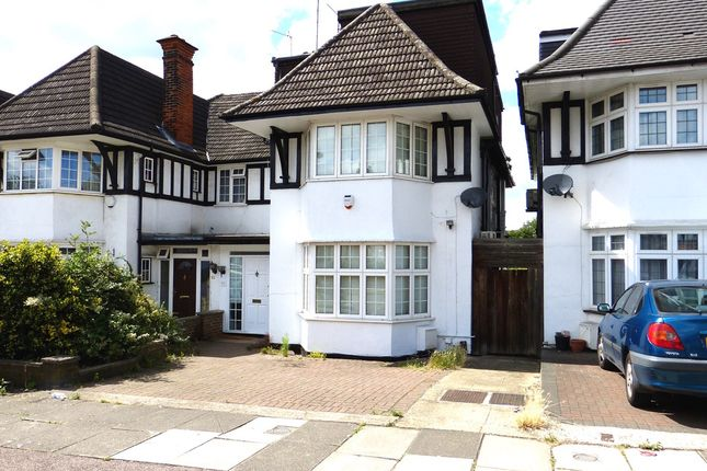 Thumbnail Semi-detached house for sale in Sinclair Grove, Golders Green, London