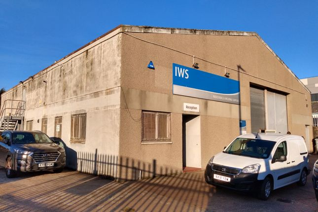 Thumbnail Industrial for sale in Cotton Street, Aberdeen