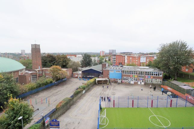 Thumbnail 2 bed flat for sale in Irving Street, Birmingham