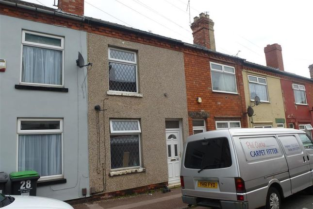 Thumbnail Terraced house to rent in St. Michaels Street, Sutton-In-Ashfield