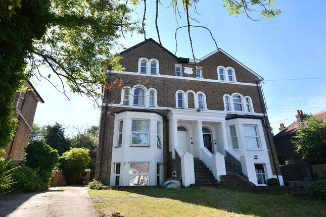 Thumbnail Flat to rent in Harefield Road, Uxbridge