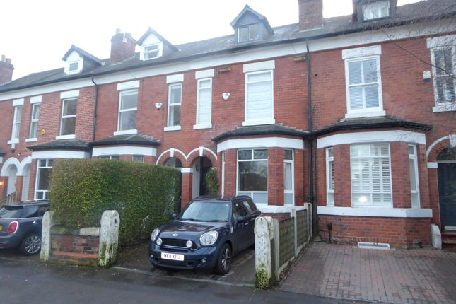 4 bed terraced house for sale in Northen Grove, West Didsbury, Didsbury, Manchester M20