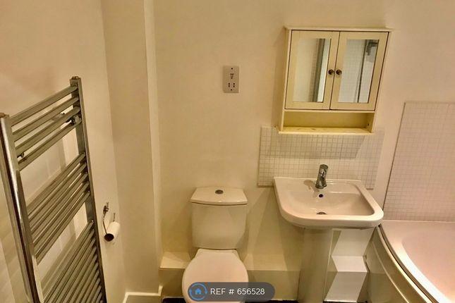 Bathroom of Halcyon, Derby DE22