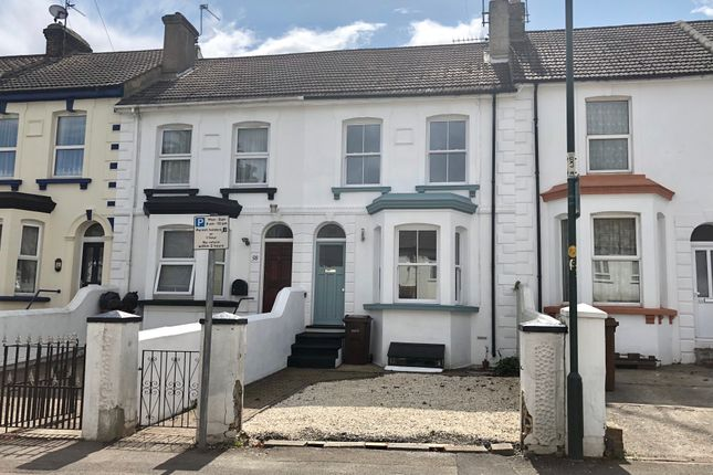 Thumbnail Terraced house to rent in Copenhagen Rd, Gillingham