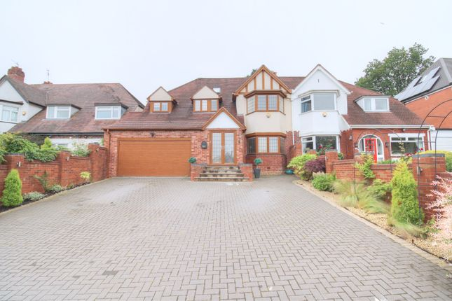 Thumbnail Semi-detached house for sale in Fitz Roy Avenue, Harborne, Birmingham