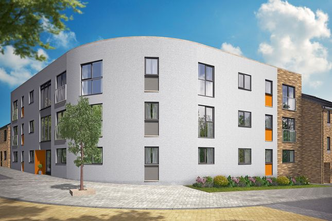 "Thumbnail Flat for sale in ""The Steran Apartments - Ground Floor 2 Bed"" at Kerrier Way, Camborne"