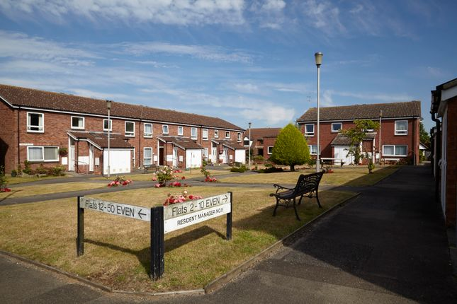 Thumbnail Flat for sale in Nickleby Road, Chelmsford